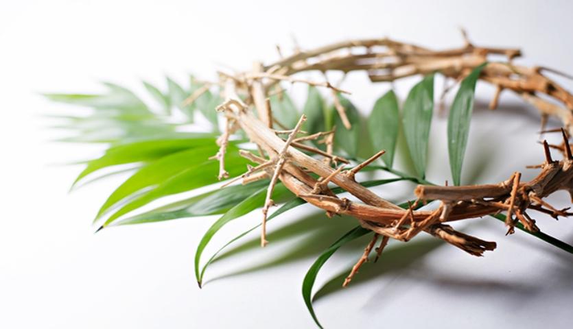 Niedziela palmowa – uwertura Paschy